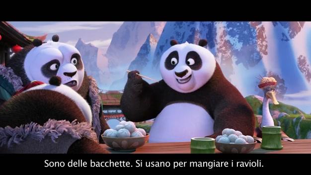 Kung Fu Panda sesso video